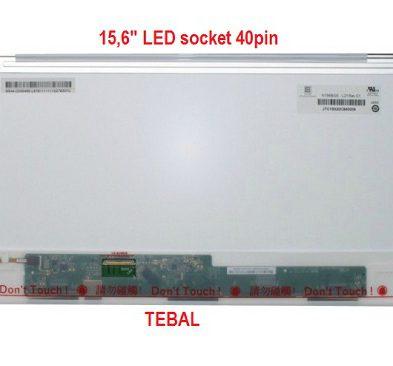 LCD LED 15.6″ 40 Pin Tebal