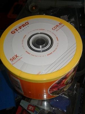 CD-R Blank GT-PRO