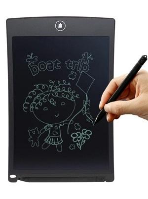 Papan Tulis LCD Writing Tablet Board 8,5 inchi (Elektrik / Digital)