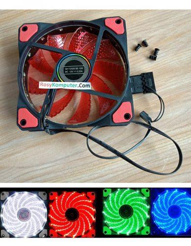 Fan Casing Lampu Led 12cm