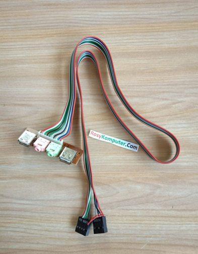 Kabel Audio + Usb 2 Port CPU