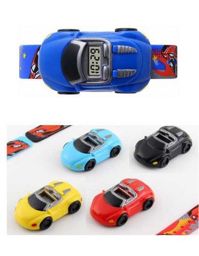Jam Tangan Anak Mobil Digital