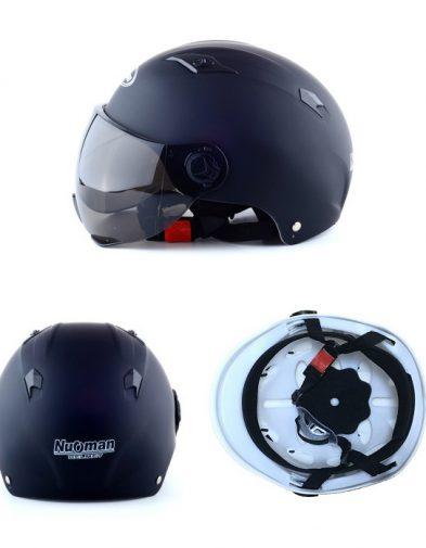 Helm Sepeda Skuter Motor Listrik