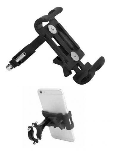 Holder Smartphone di Sepeda Aluminium