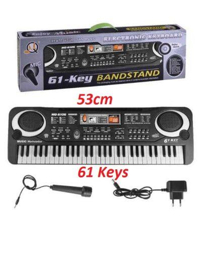 Piano Keyboard Musik Digital Electronic 61 Keys