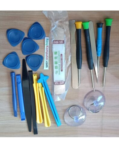 Opening Tools, Obeng set Peralatan Buka Servicev HP 21