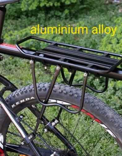 Boncengan Sepeda MTB Belakang Aluminium Alloy