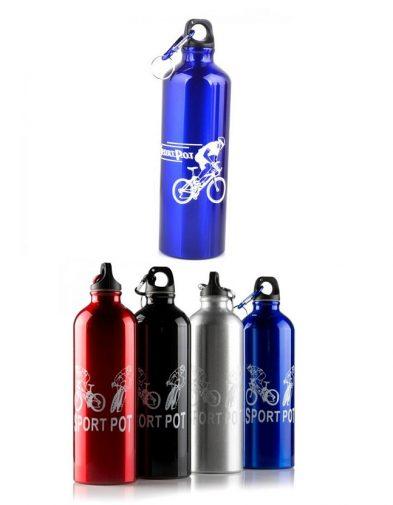 Botol Minum Sepeda Aluminium