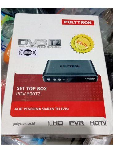 STB DVB T2 Polytron, Untuk Tangkap Sinyal TV Digital