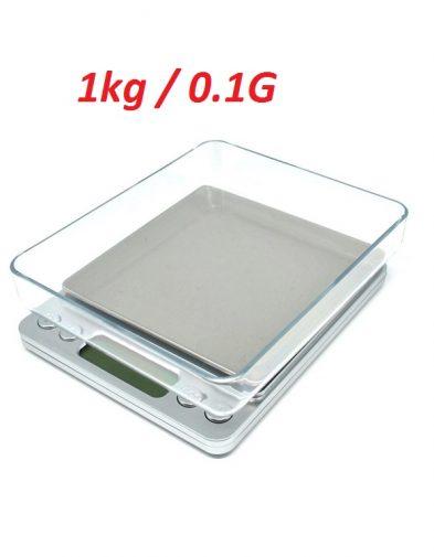 Timbangan dapur 1kg / 0.1g