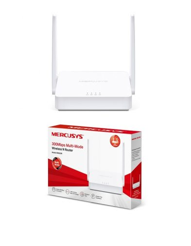 Mercusys MW302R 300Mbps Wireless N Router 2 anten